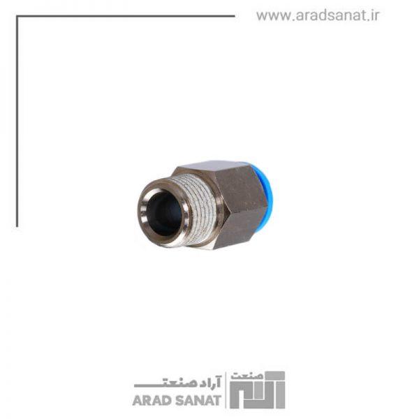 اتصال پنوماتیک QS-1.4-10