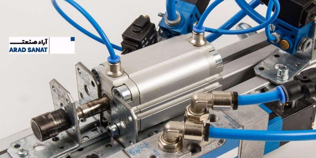 کاربرد پنوماتیک در صنایع